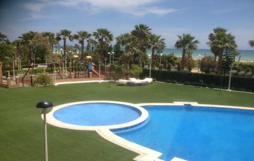 Apartamentos Laterales con Vistas al Mar - Primera Linea - Urb. Marina D'Or 1