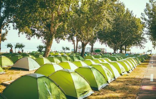 Beachville Tent