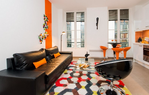 accommodation - Sweetinn Apartments | Enghien II