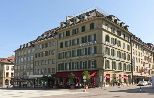 accommodation - Hotel Metropole
