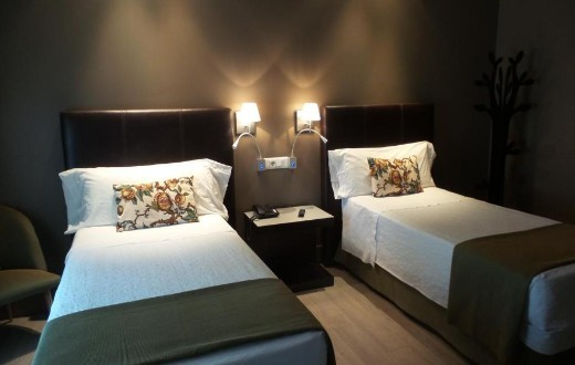 accommodation - Hotel Moderno
