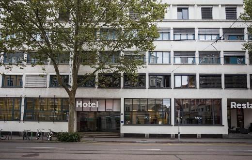 accommodation - X-TRA Hotel