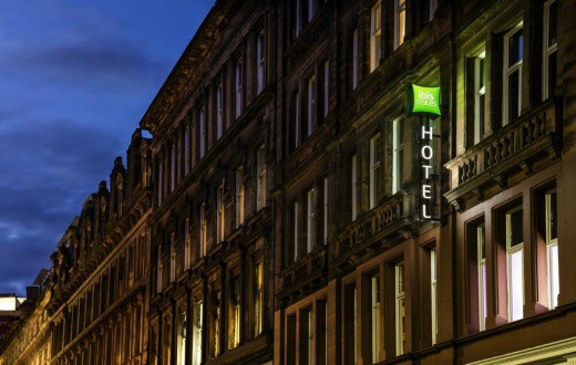 accommodation - ibis Styles Glasgow Centre George Square