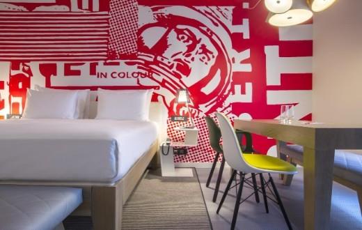 accommodation - Radisson Red Glasgow