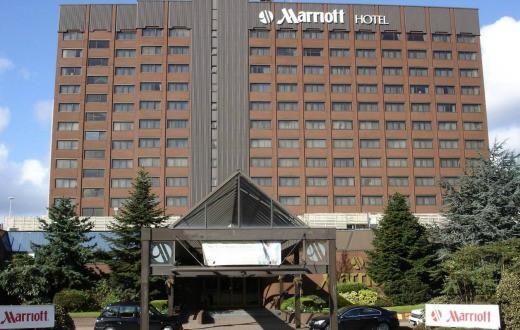 accommodation - Glasgow Marriott Hotel