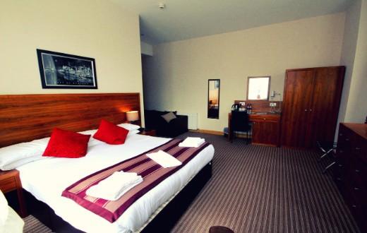 accommodation - Alexander Thomson Hotel