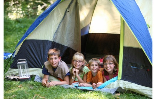 accommodation - Camping Pitch, Campervan Pitch & Caravan Pitch at Glowrom Festival