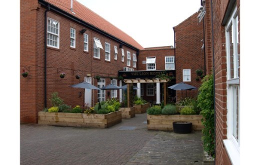 accommodation - Best Western Lion Hotel