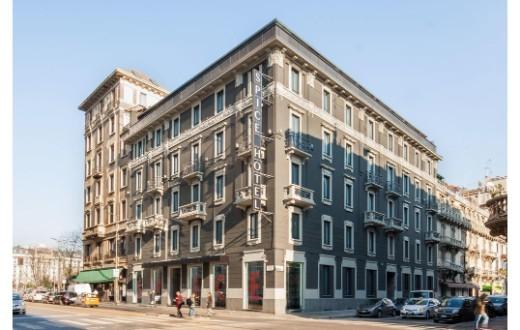 accommodation - Spice Hotel Milano
