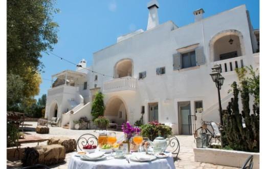 accommodation - Agriturismo Masseria Salinola