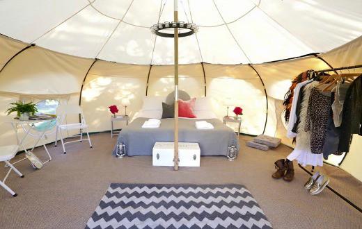 Lotus Tent 2 & VIP Lotus Belle Tent u2013 Noisily Festival 2016 u2013 Festicket