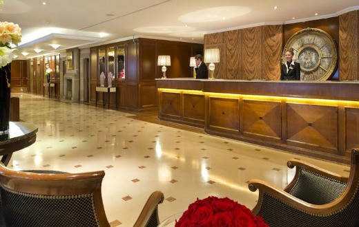 Royal Windsor Hotel Grand Place 2