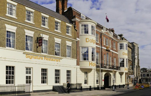 accommodation - Mercure Southampton Centre Dolphin