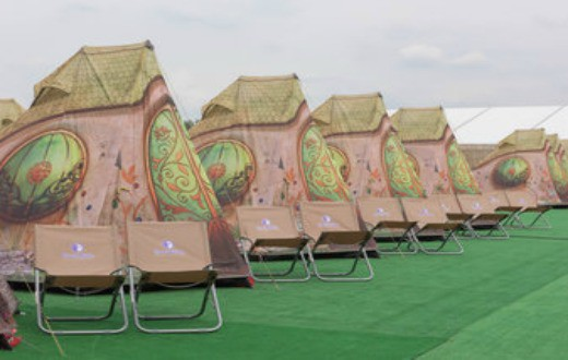 Spectacular Easy Tent 4 & Full Madness Comfort Pass + Spectacular Easy Tent u2013 Tomorrowland ...