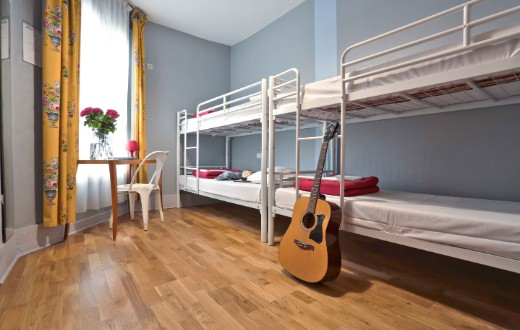 accommodation - Arty Paris