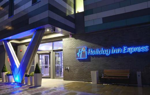 Holiday Inn Express Manchester 2