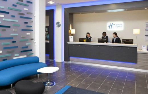 Holiday Inn Express Manchester 5