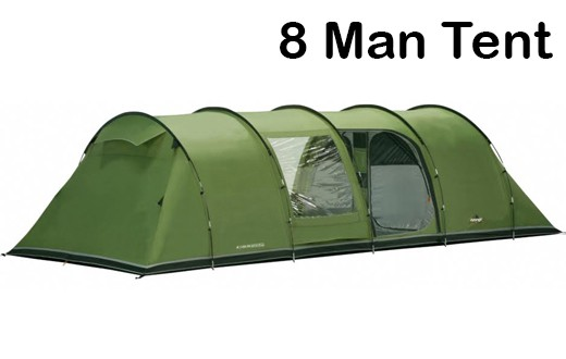 Pre-Pitched Tent 4