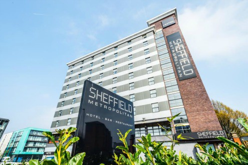 The Sheffield Metropolitan Hotel 1