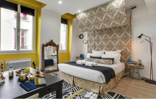 accommodation - Sweetinn Apartments | Aboukir II