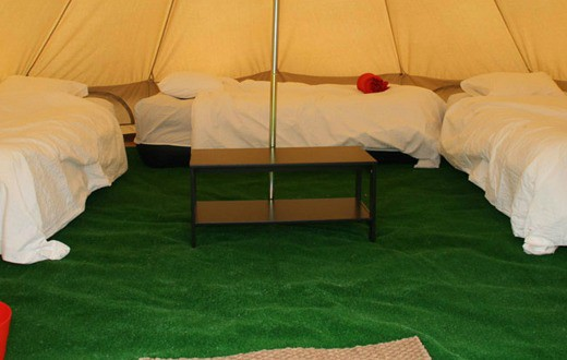 Dreambeach C&site 2 & Bell Tent u2013 Dreambeach Villaricos 2017 u2013 Festicket