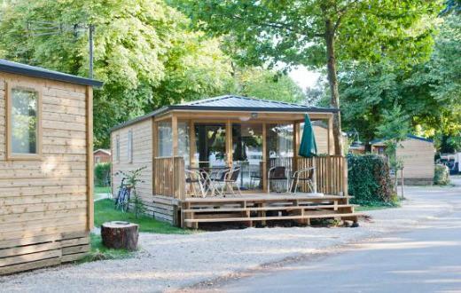 accommodation - Cottage at Camping Indigo Paris