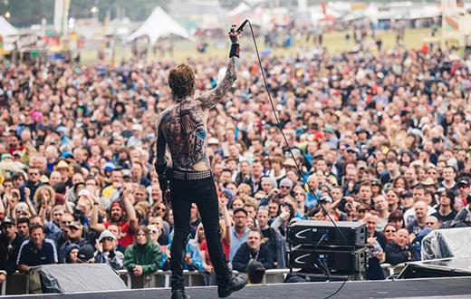 Weekend Arena Ticket – Download Festival 2016 – Festicket