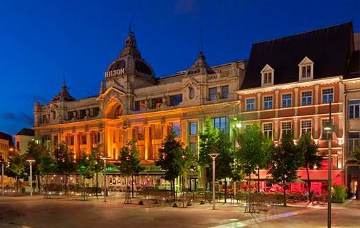 Hilton Antwerp 1