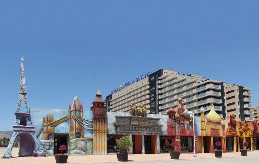 Hotel Gran Duque 10