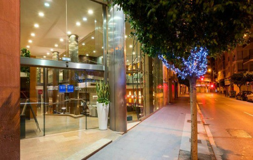Hotel Tryp Castellón Center 1