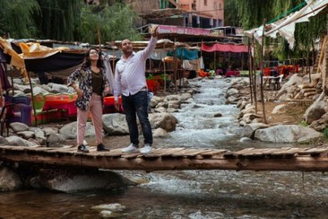 Atlas Mountain Day trip: Ourika Valley & Berber Villages