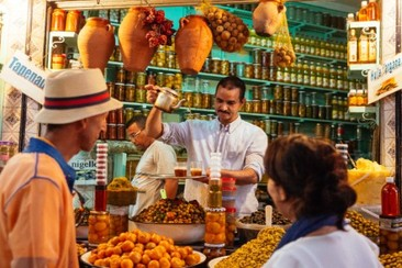 Flavors of Marrakech: 10 Tastings Food Tour
