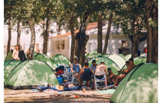 Ultra Beachville Campsite 2