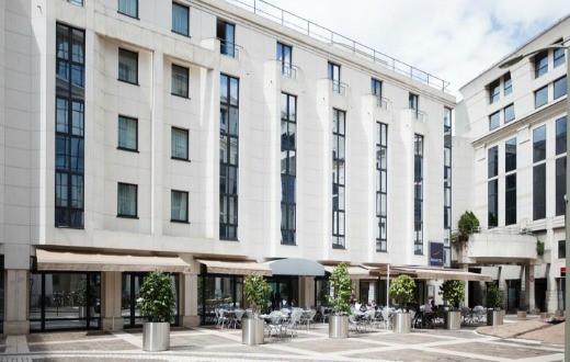 accommodation - Novotel Paris Pont de Sevres