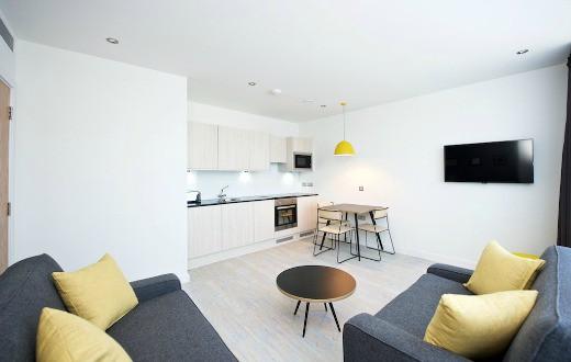 Staycity Aparthotels Piccadilly 8