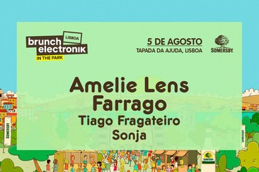 #2 Amelie Lens   Farrago   Tiago Fragateiro   Sonja