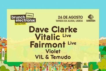 #5 Dave Clarke   Vitalic Live   Fairmont Live   Violet   Vil & Temudo