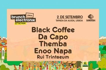 #6 Black Coffee   Da Capo   Themba   Enoo Napa   Rui Trintaeum