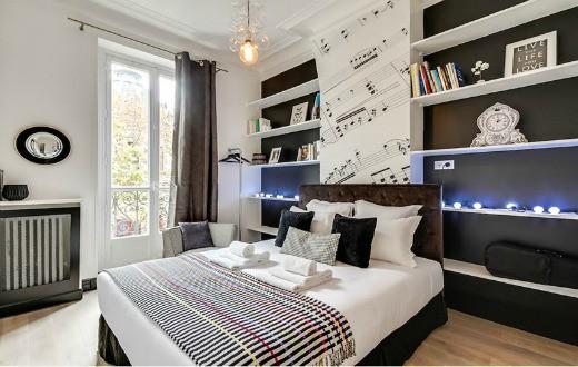 accommodation - SweetInn Apartments | Saint Germain II