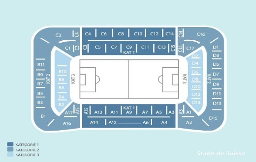 Seated Ticket