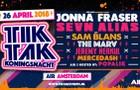 TIKTAK Kingsnight - Amsterdam 2018