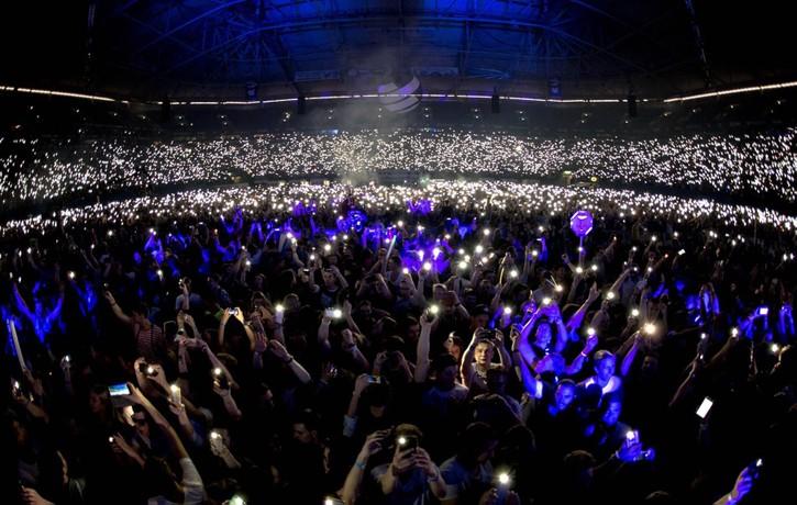 World Club Dome ile ilgili görsel sonucu