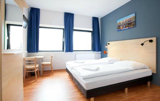 accommodation - A&O Amsterdam Zuidoost