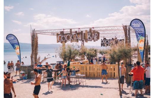 Ultra Beachville Campsite 9