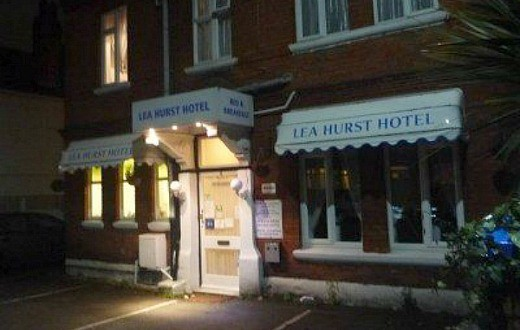 accommodation - Lea Hurst Hotel