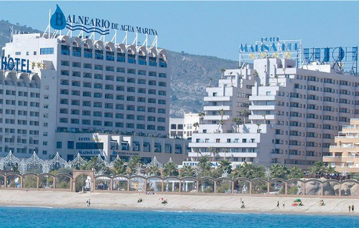 Hotel Marina D'Or Playa 1