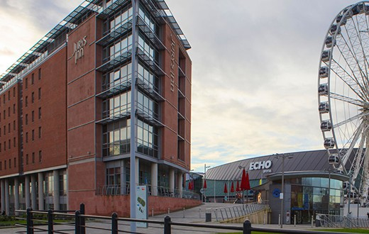 Jurys Inn Liverpool 1