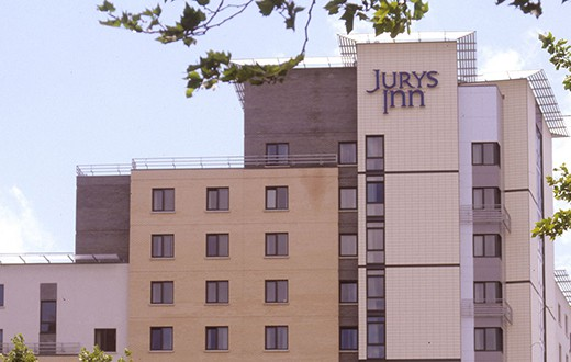 accommodation - Jurys Inn Southampton
