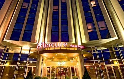 Ticket Mercure Paris Porte The Tribes Festival Festicket - Hotel porte de saint cloud
