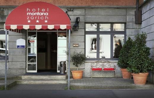 accommodation - Hotel Montana Zürich